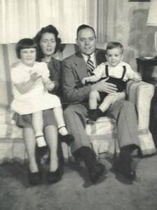 1951 ahl family