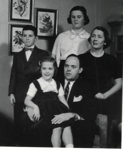 1955 Ahl family